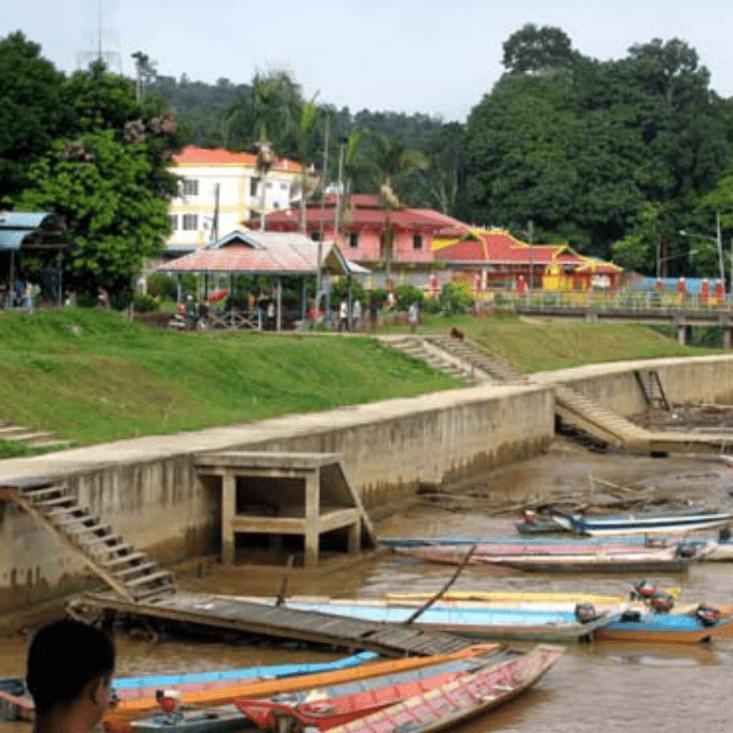 World Challenge Borneo 2020 - Louis Barton