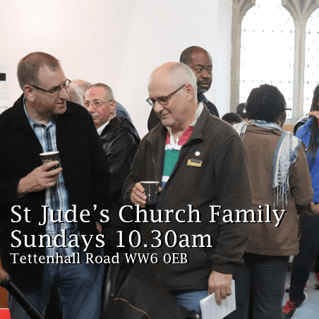 St Jude's Church - Wolverhampton