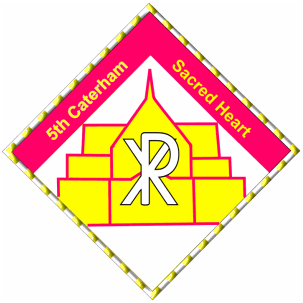 5th Caterham (Sacred Heart) Scout Group