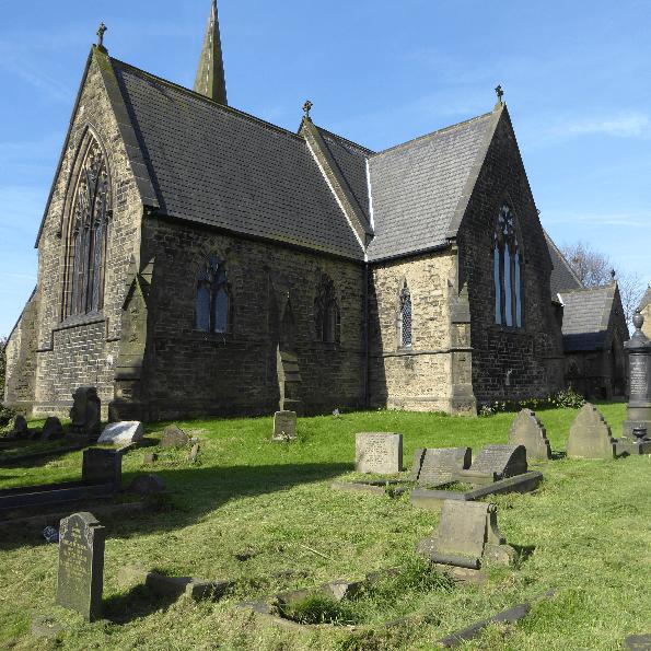 St John's Church Clifton - Brighouse