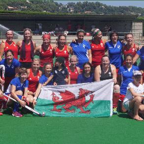 Wales Ladies Masters Hockey
