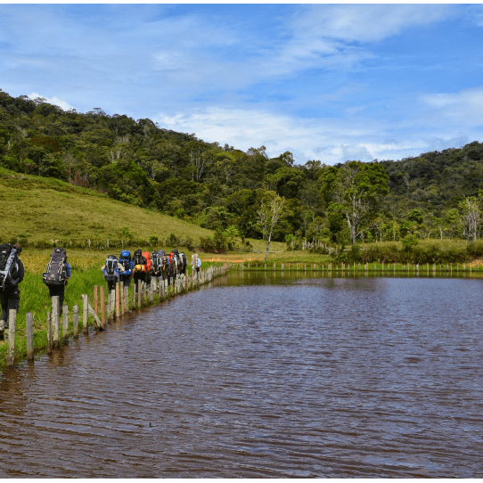 World Challenge Borneo 2021 - Charlotte Hawkins