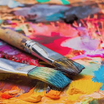 Melissa Filice raising for School Art Program