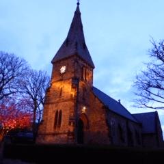 St John The Baptist Alnmouth