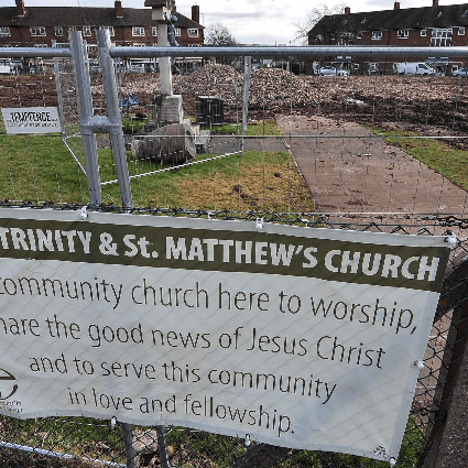 Holy Trinity & St Matthew's Church