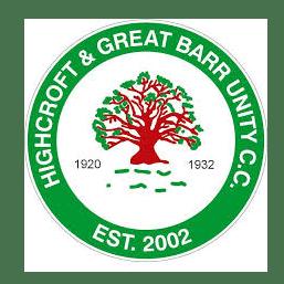 Highcroft & Great Barr Unity CC