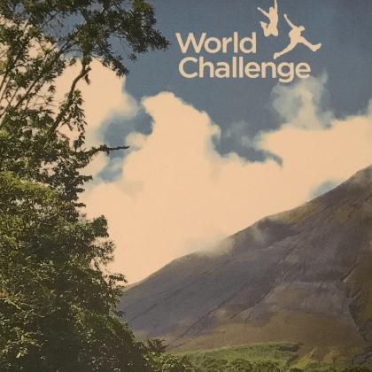 World Challenge Borneo 2019 - Melissa Bell