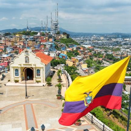 World Challenge Ecuador 2020 - Serena Sale