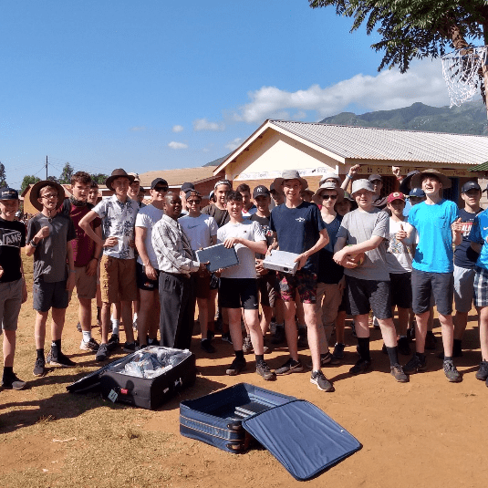 AGS Malawi Initiative 2021 - Tommy & Callum Meader