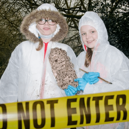 Complete Forensics Saturday Science Clubs