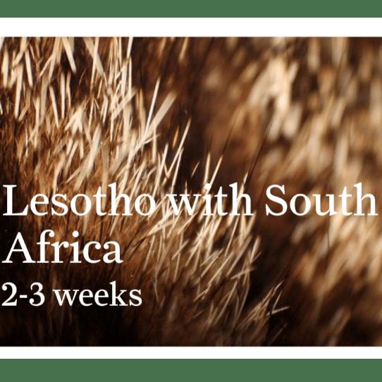 Lesotho 2021 - Robyn Norwood