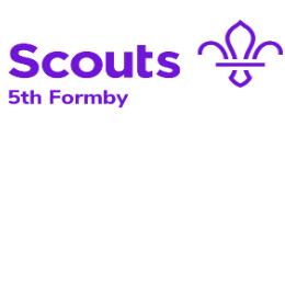 5th Formby Scouts cause logo