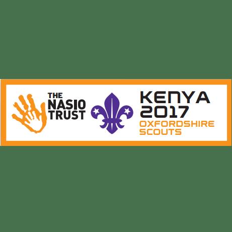 Oxfordshire Scouts Kenya 2017