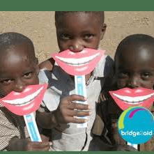 Bridge to aid Africa 2019 - Lauren Bramley