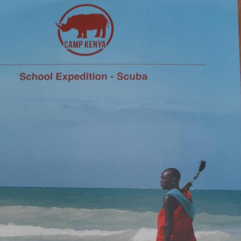 Camps International Kenya 2021 - Charlotte Harrington