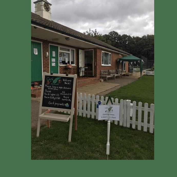 Fernhurst Pavilion 2022