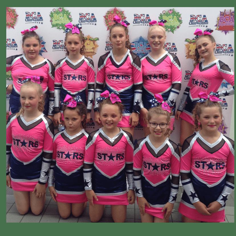 SS Stars Cheerleading Club