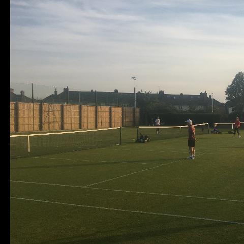 Spencer Lawn Tennis Club