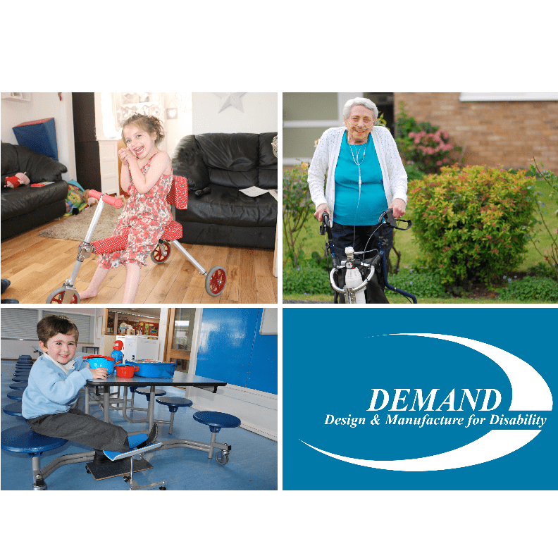 DEMAND (Design & Manufacture for Disability)