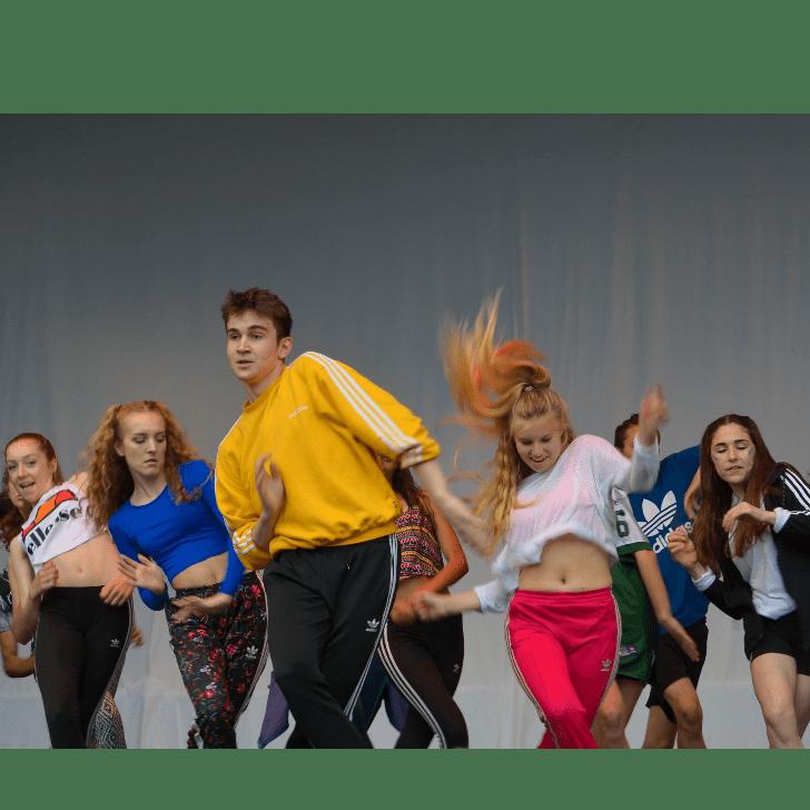 RISE Youth Dance Company - Bristol