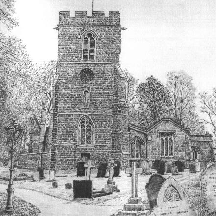 Yelvertoft Parish Church