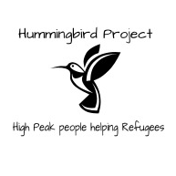 The Hummingbird Project: High Peak people helping Refugees