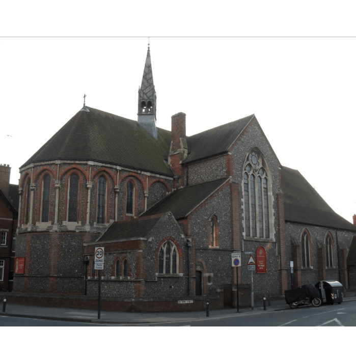 St Barnabas Church Hove