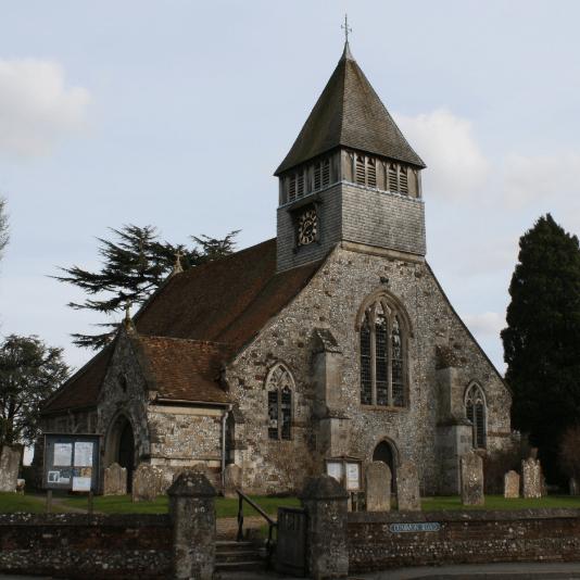 All Saints' Church Whiteparish