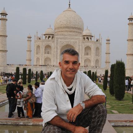 SLV global India 2019 - Javier Lopez
