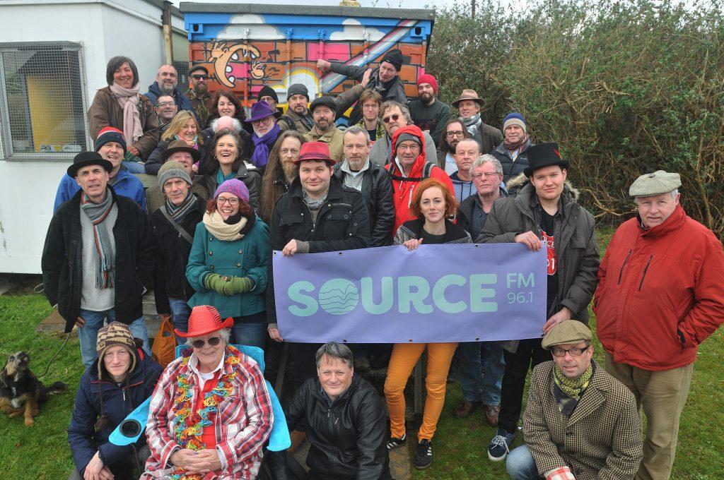SourceFM Community Radio