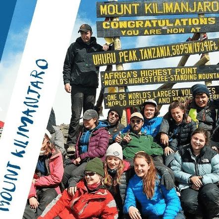 Dig Deep Kilimanjaro 2021 - Kirsty Mallett
