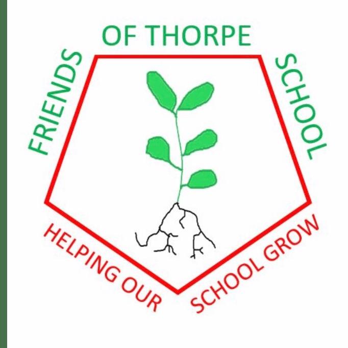 Friends of Thorpe School