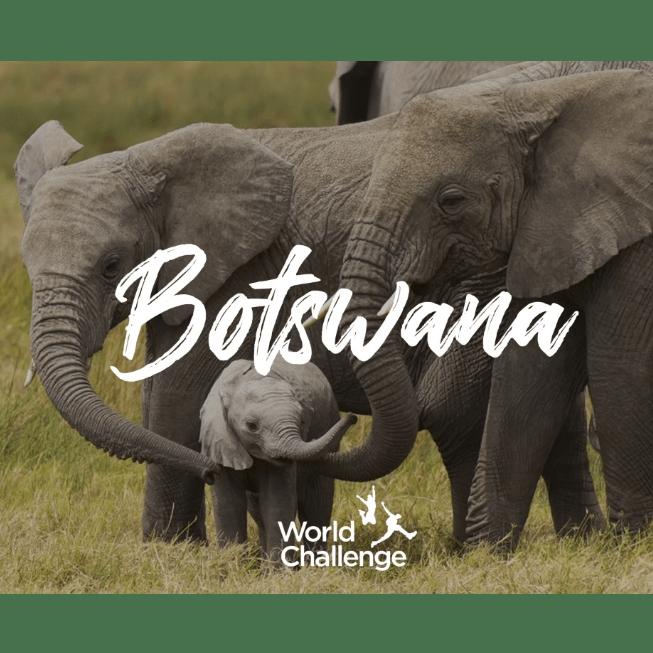 World Challenge Botswana 2019 - Amy Glanville