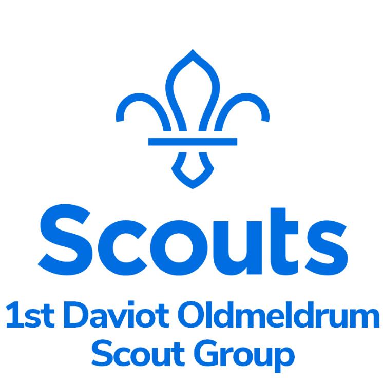 Daviot Oldmeldrum Scout Group cause logo