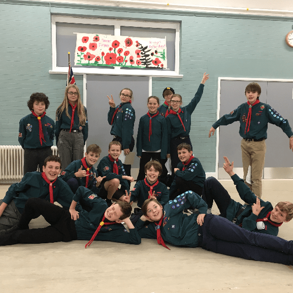 2nd Wye Scout Group