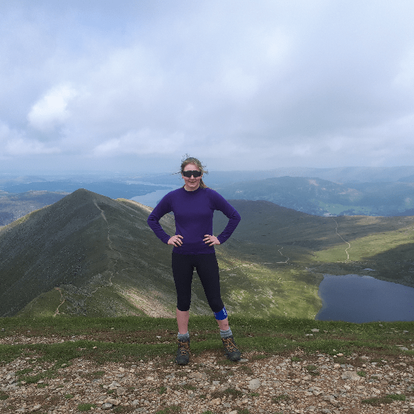 Loughborough Everest Trek for Meningitis Research Foundation 2018 - Megan Johnson
