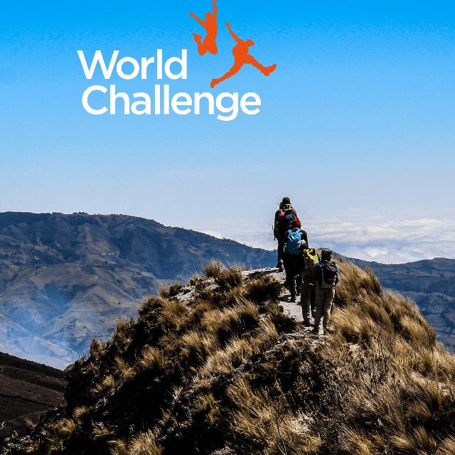 World Challenge Namibia 2018 - Aisha Tabet