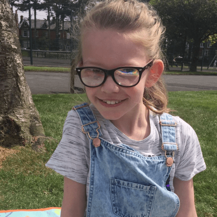 Little Princess Trust - Eva Livesey
