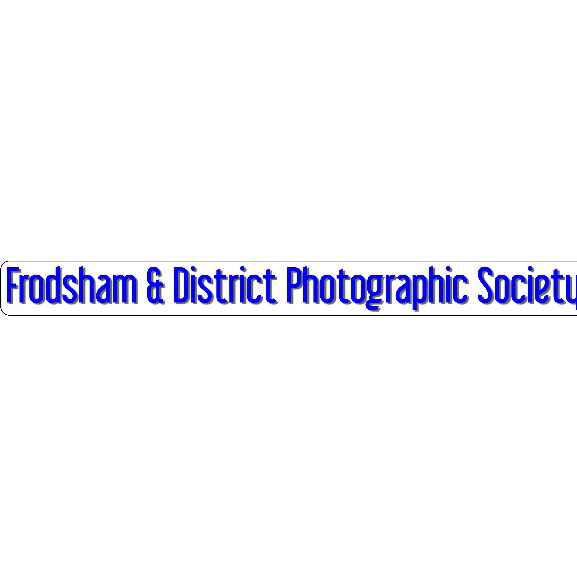 Frodsham District Photographic Society