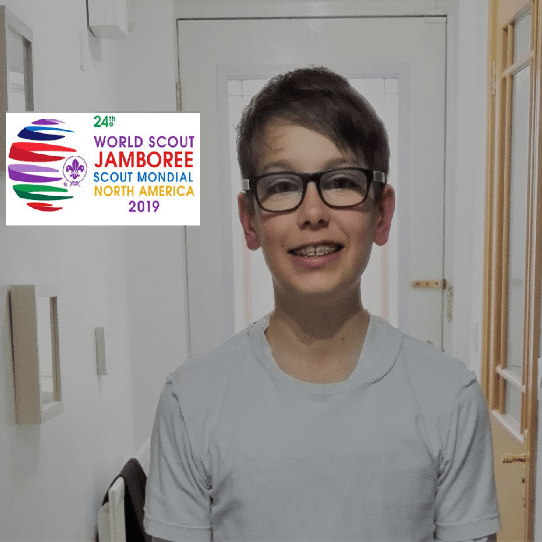 World Scout Jamboree West Virginia 2019 - Ryan Oxby