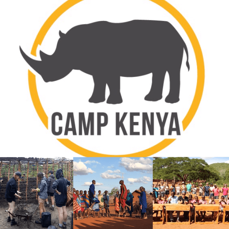Camps International  Kenya 2019 - Katie Rhodes