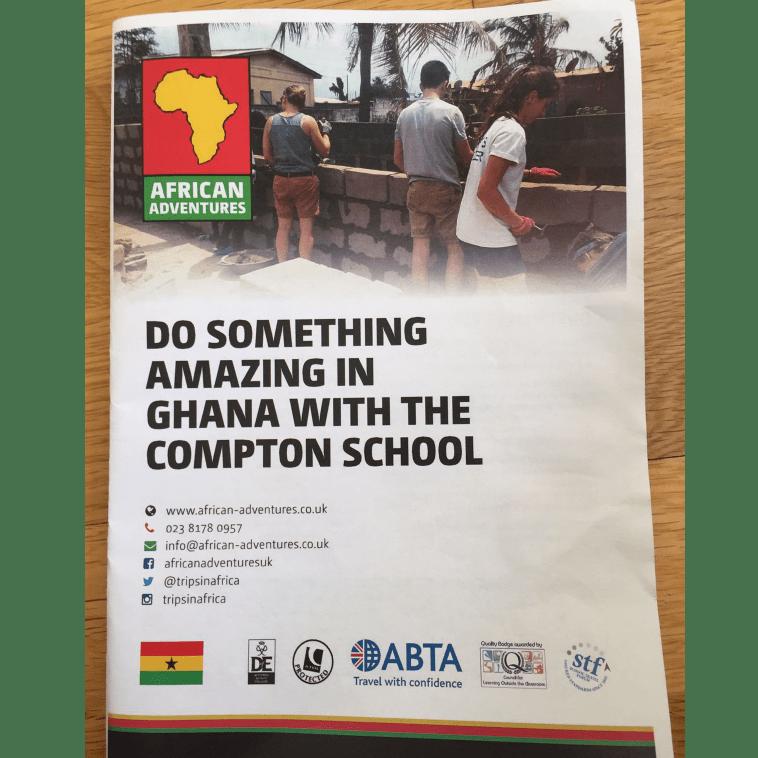 African Adventures Ghana 2017 - Amaan Nath