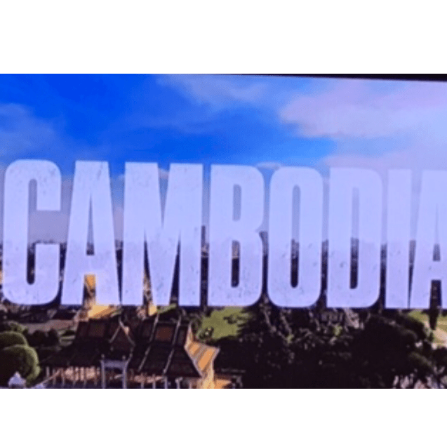 Camps International Cambodia 2020 - Kelsie Logan