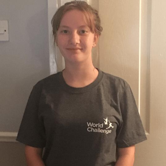 World Challenge Swaziland 2019 - Imogen Leadbitter