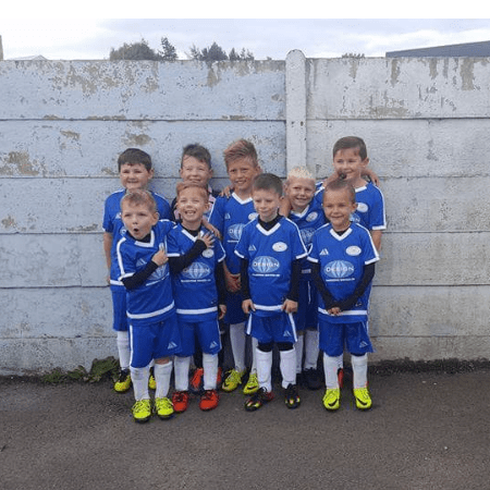 Newton Aycliffe Youth FC Under 7s