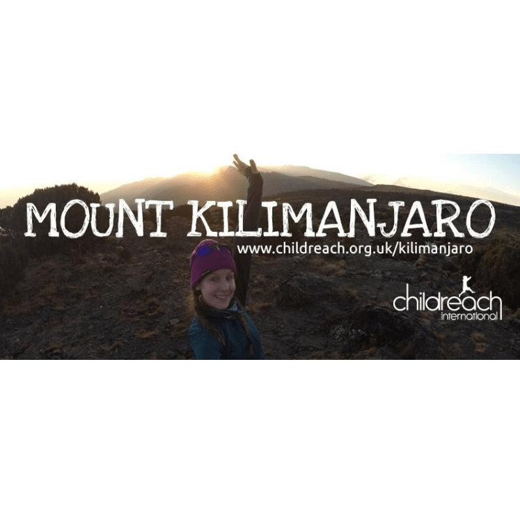 Childreach International Kilimanjaro 2018 - Kathryn Duthie