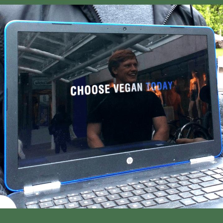 Vegan Actions Wales