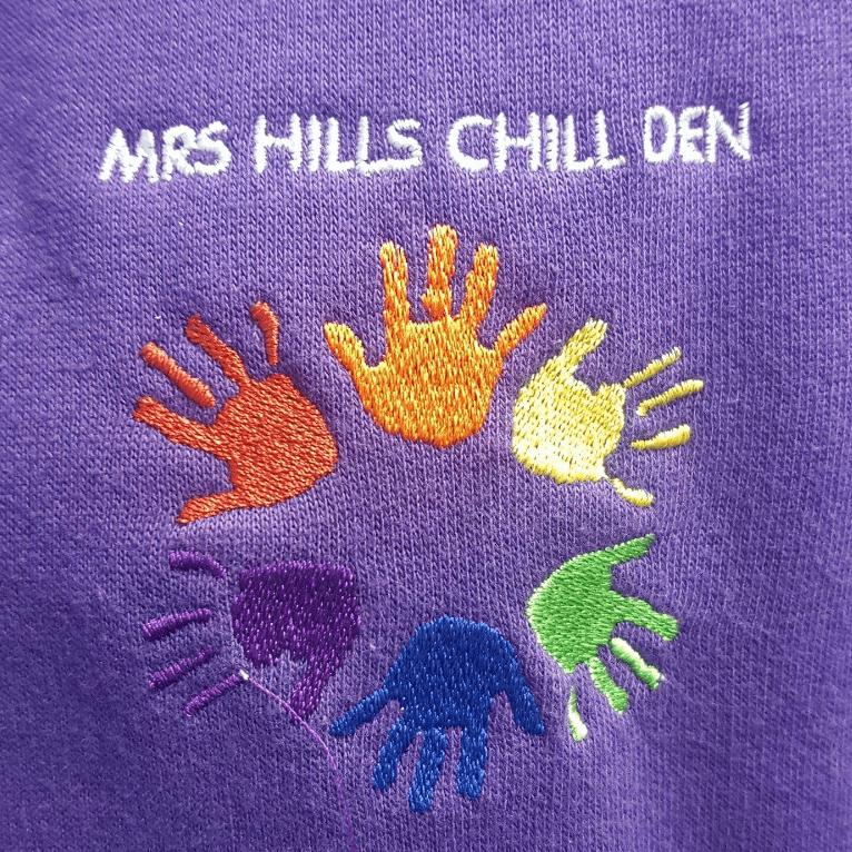 Mrs Hill's CHILL Den