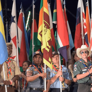 World Scout Jamboree USA 2019 -  Tom Ede