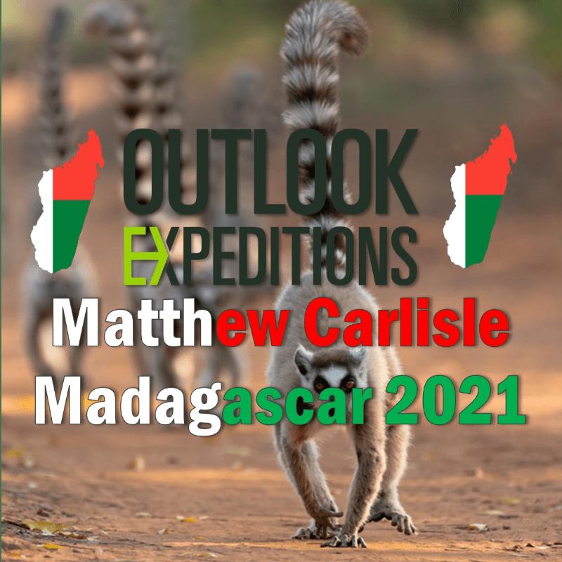 Outlook Expeditions Madagascar 2021 - Matthew Carlisle